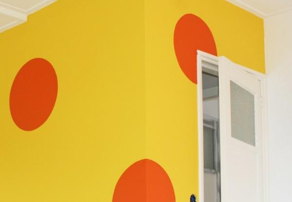 Wandafwerking de schilders van warmenhuizen for Goedkoop glasvliesbehang